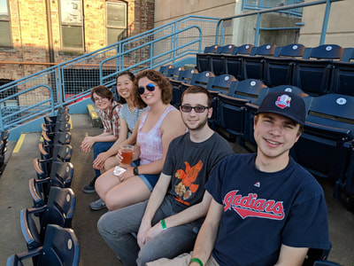 Interns at Toledo Mud Hens Game Gallery Photo 6