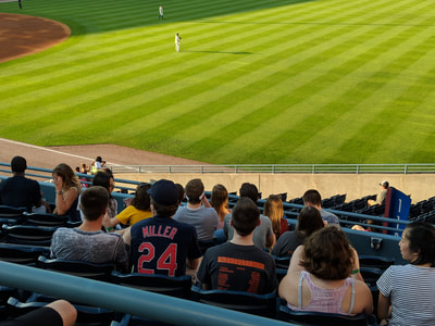 Interns at Toledo Mud Hens Game Gallery Photo 8