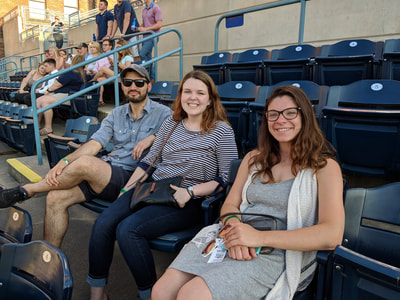 Interns at Toledo Mud Hens Game Gallery Photo 10